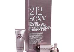 Set Apa de parfum Carolina Herrera 212 Sexy
